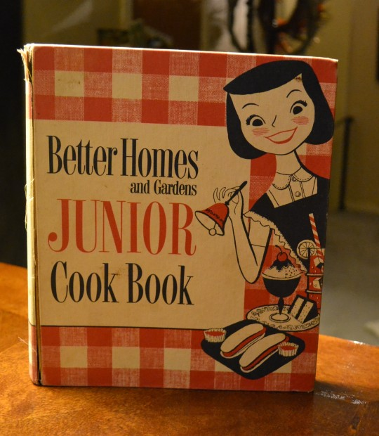 Better Homes And Gardens Junior Cookbook First Edition 1954