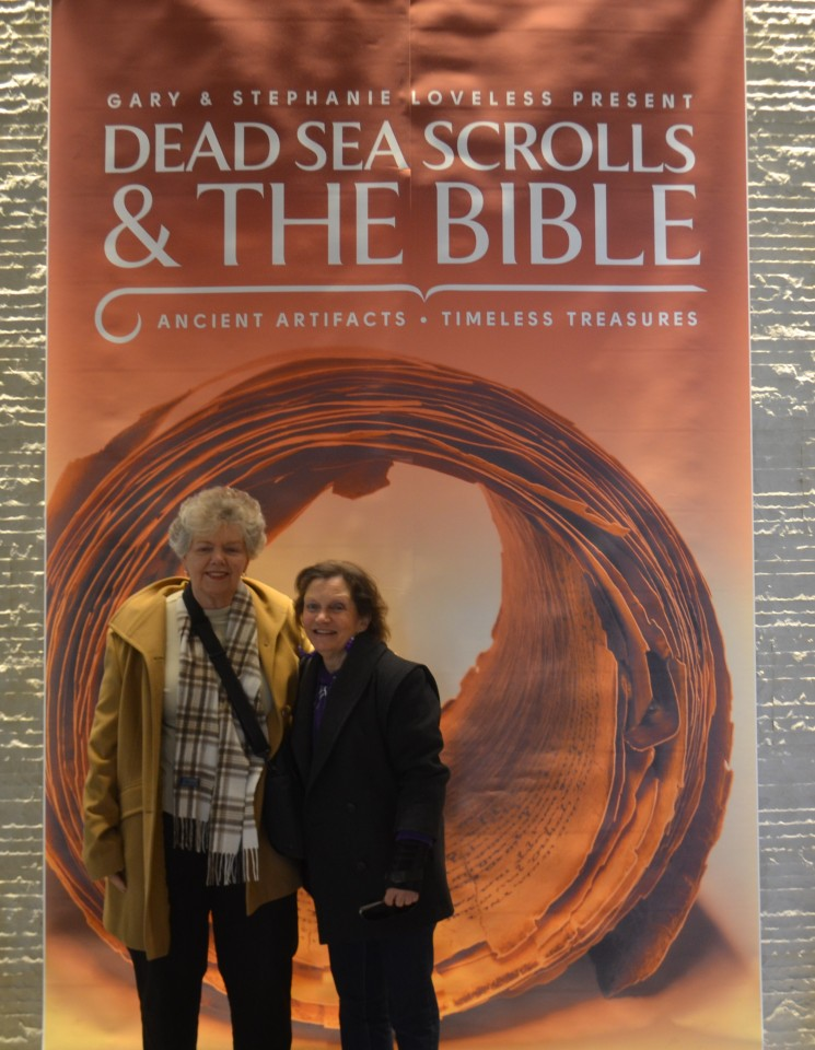 Dead sea scrolls coupons fort worth