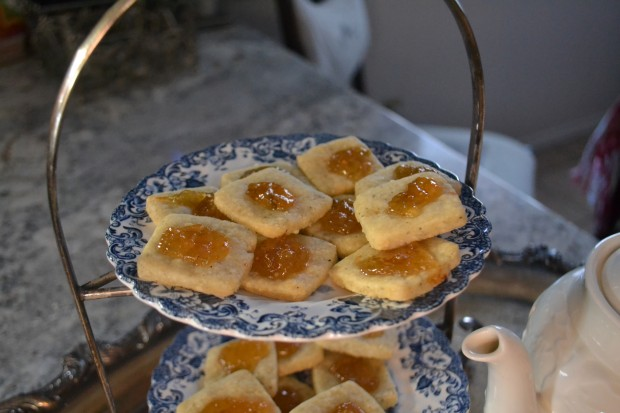 Fig and Blue Cheese Savouries – In Honour of Downton Abbey