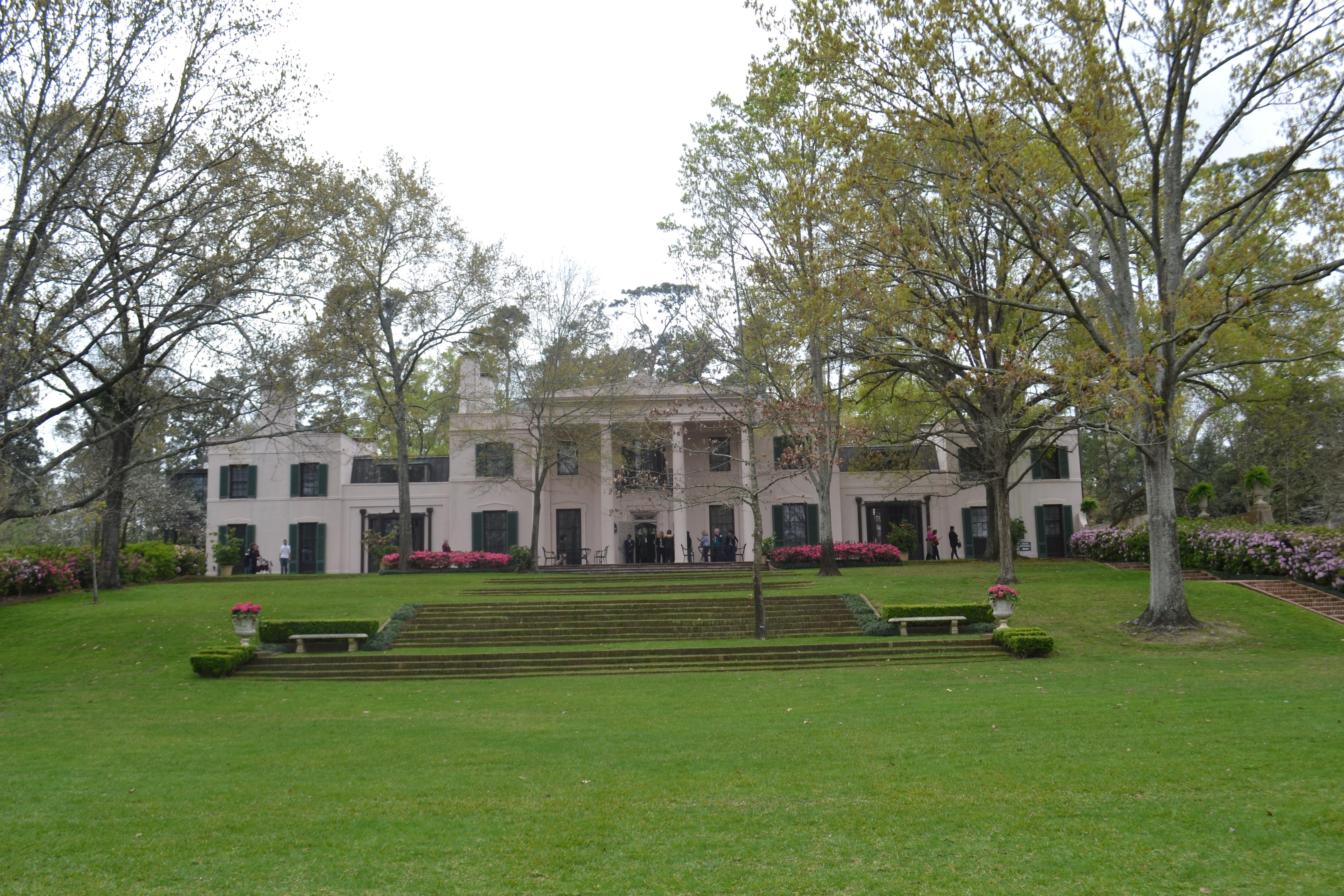 Ima Hogg Gardens - Garden Ftempo