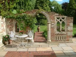 Folly garden tablescape for Garden folly designs