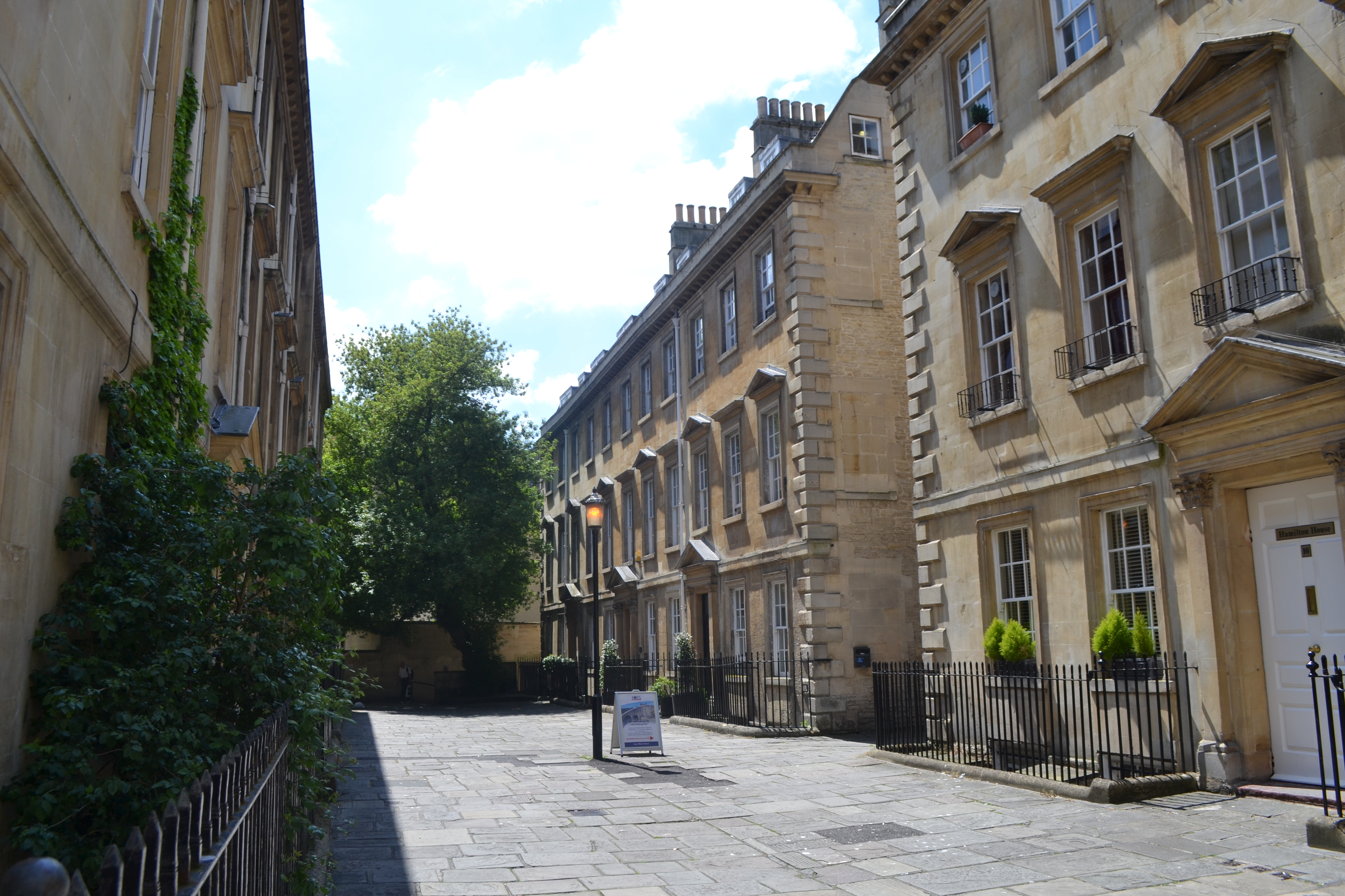 Bath - Englands Historic Cities