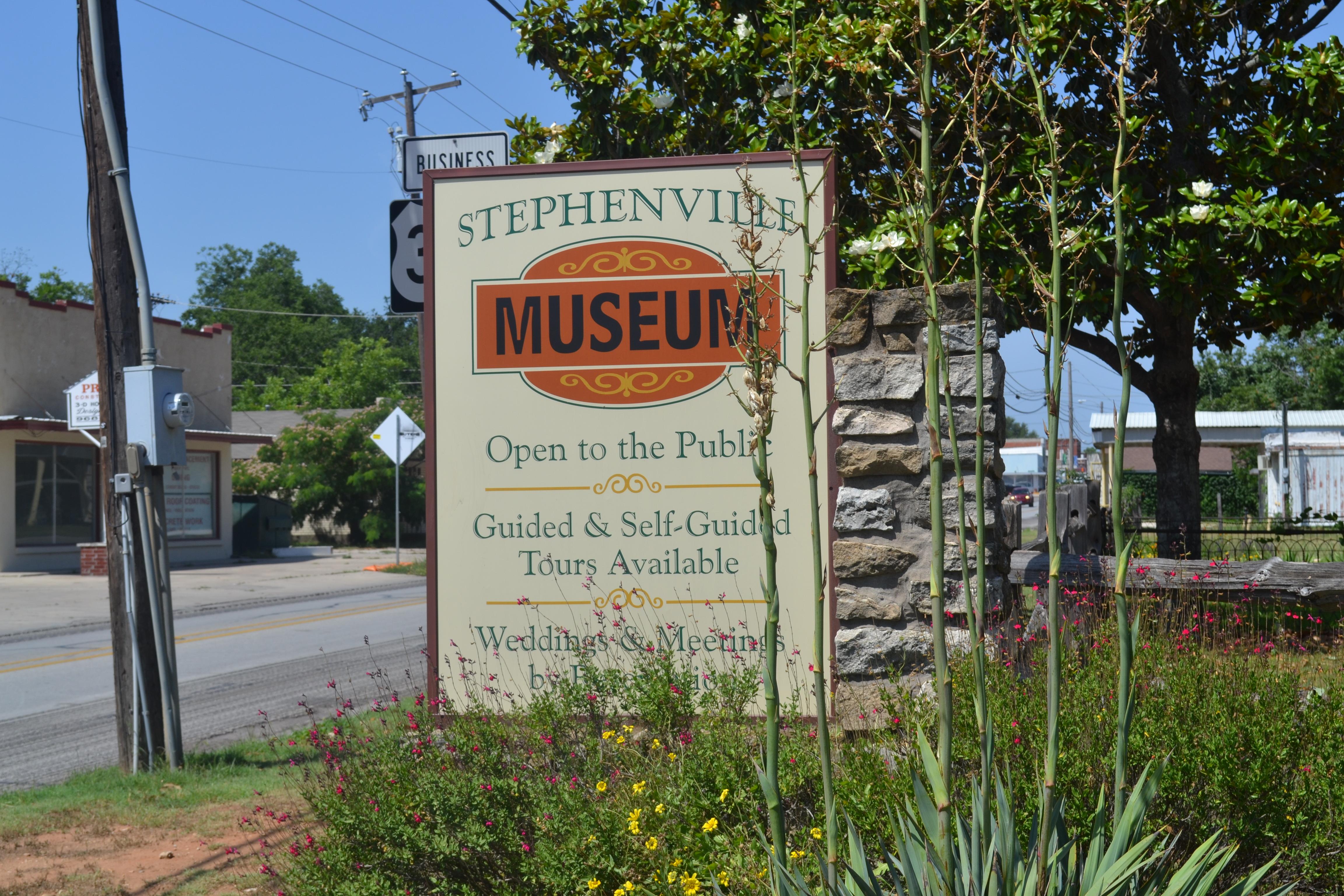 Stephenville Museum