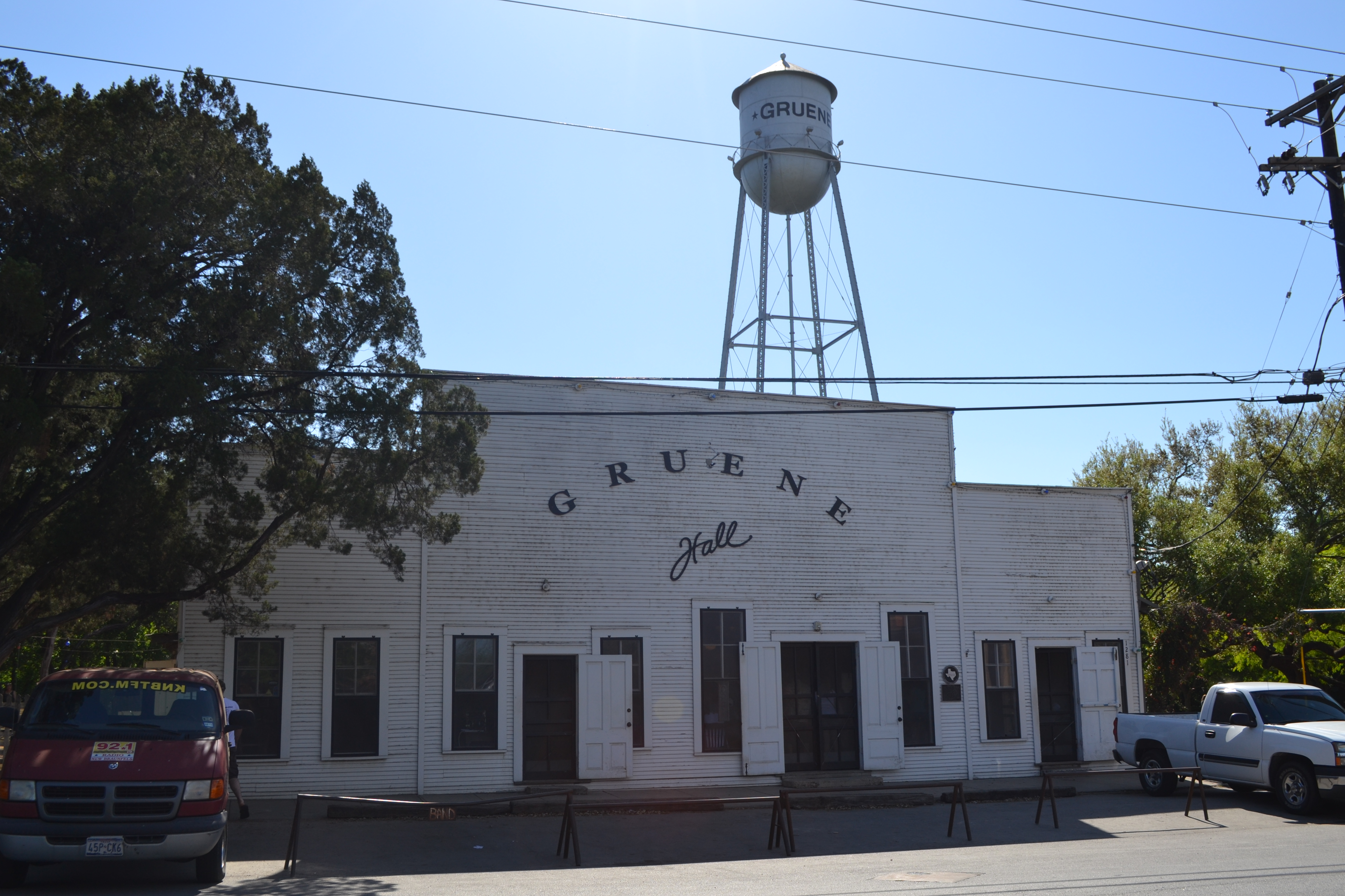 ... respects, Gruene is a perfect destination for a trip with girlfriends