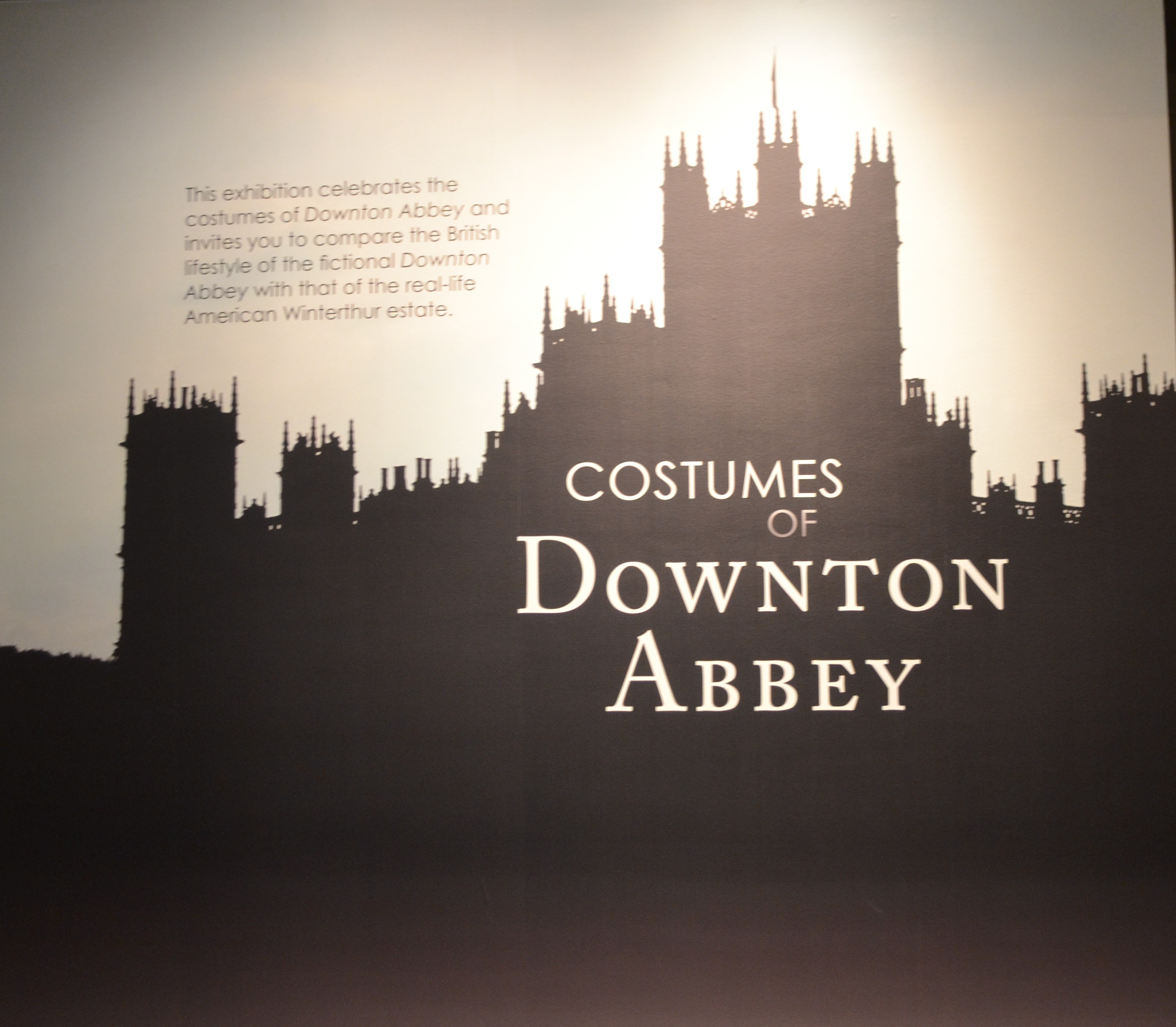 The costumes of downton abbey winterthur museum for Downton abbey tour tickets