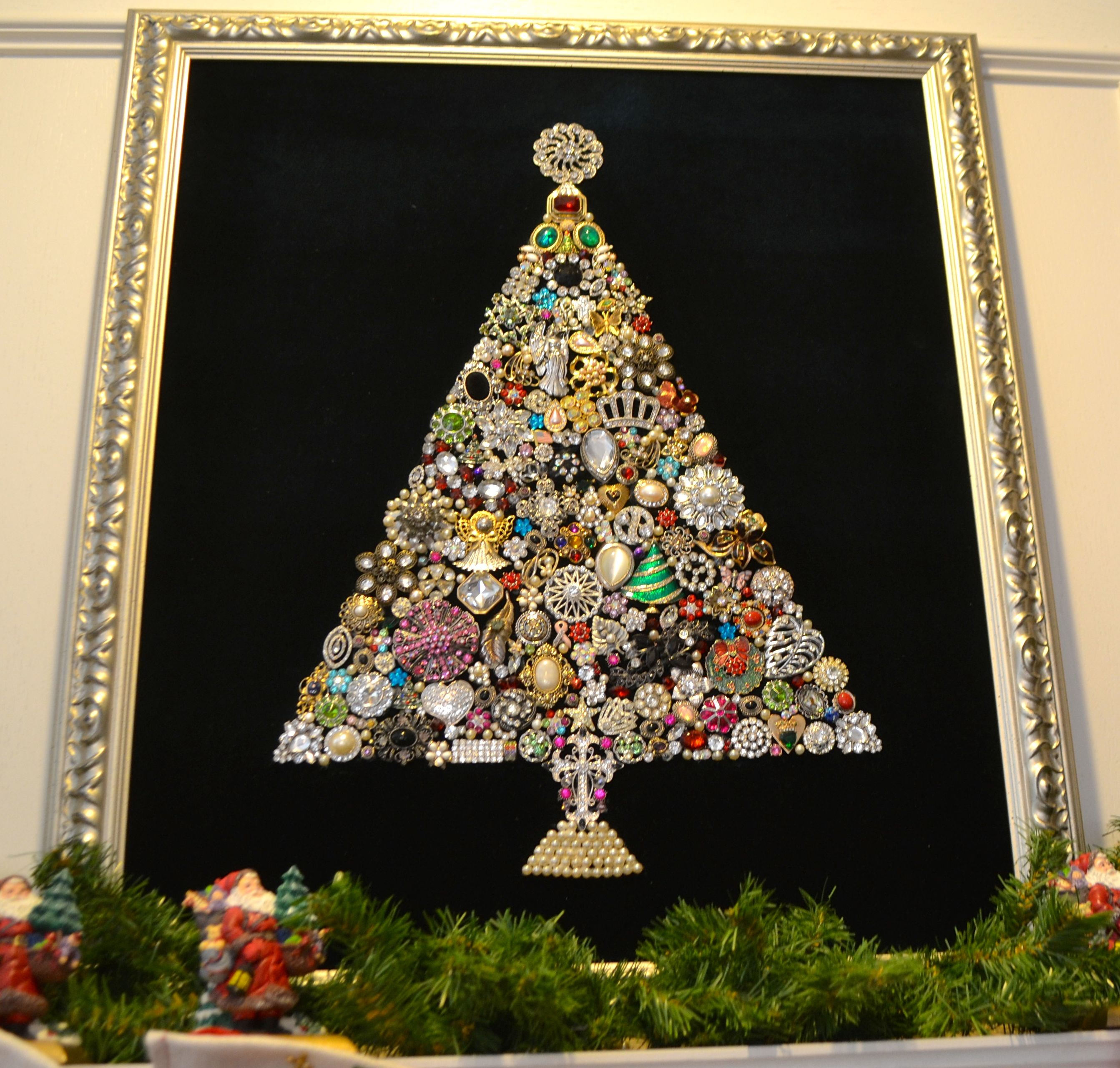 Deck the Trees With Jewels and Baubbles