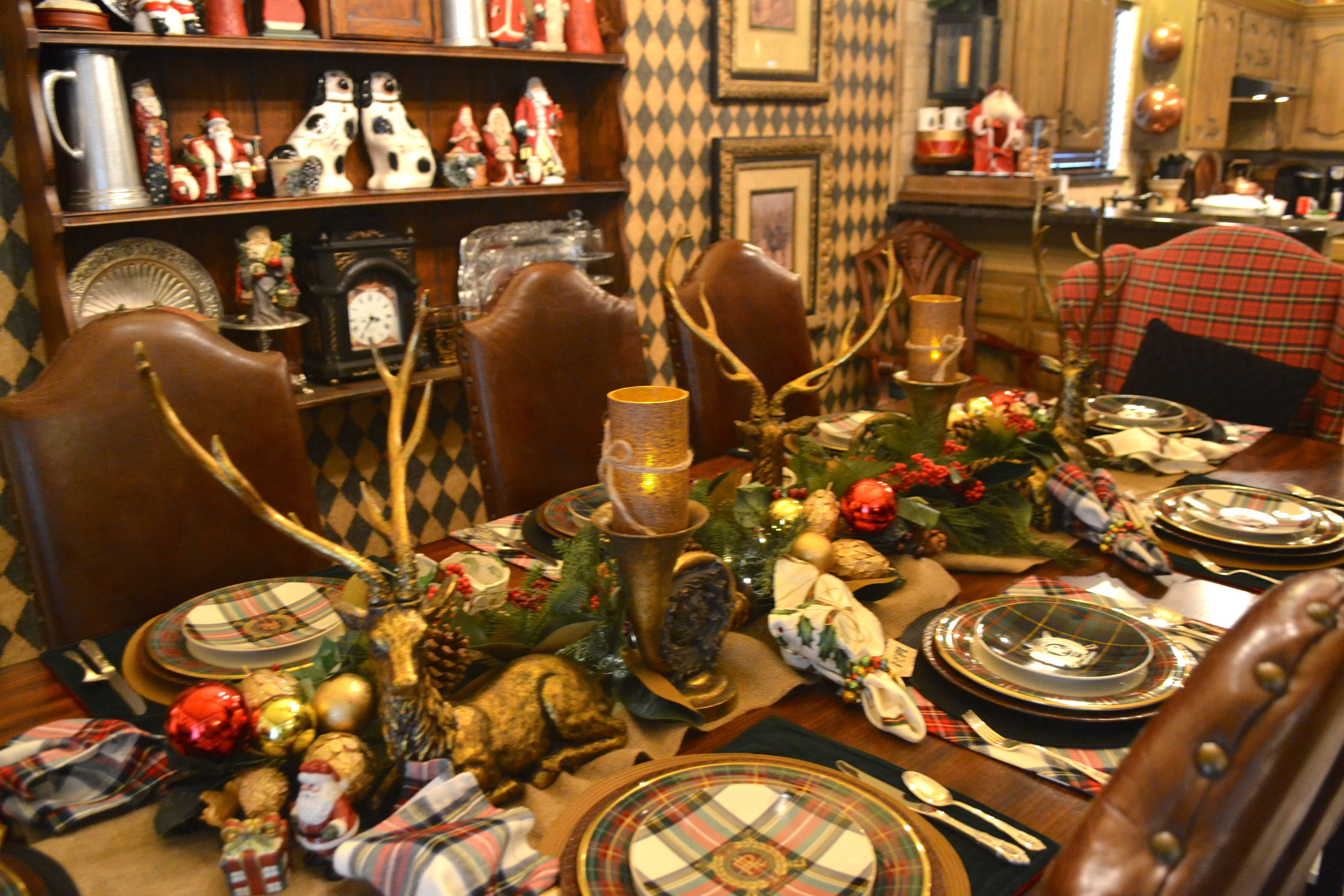 Jefferson S Christmas At Mrs Ralph S