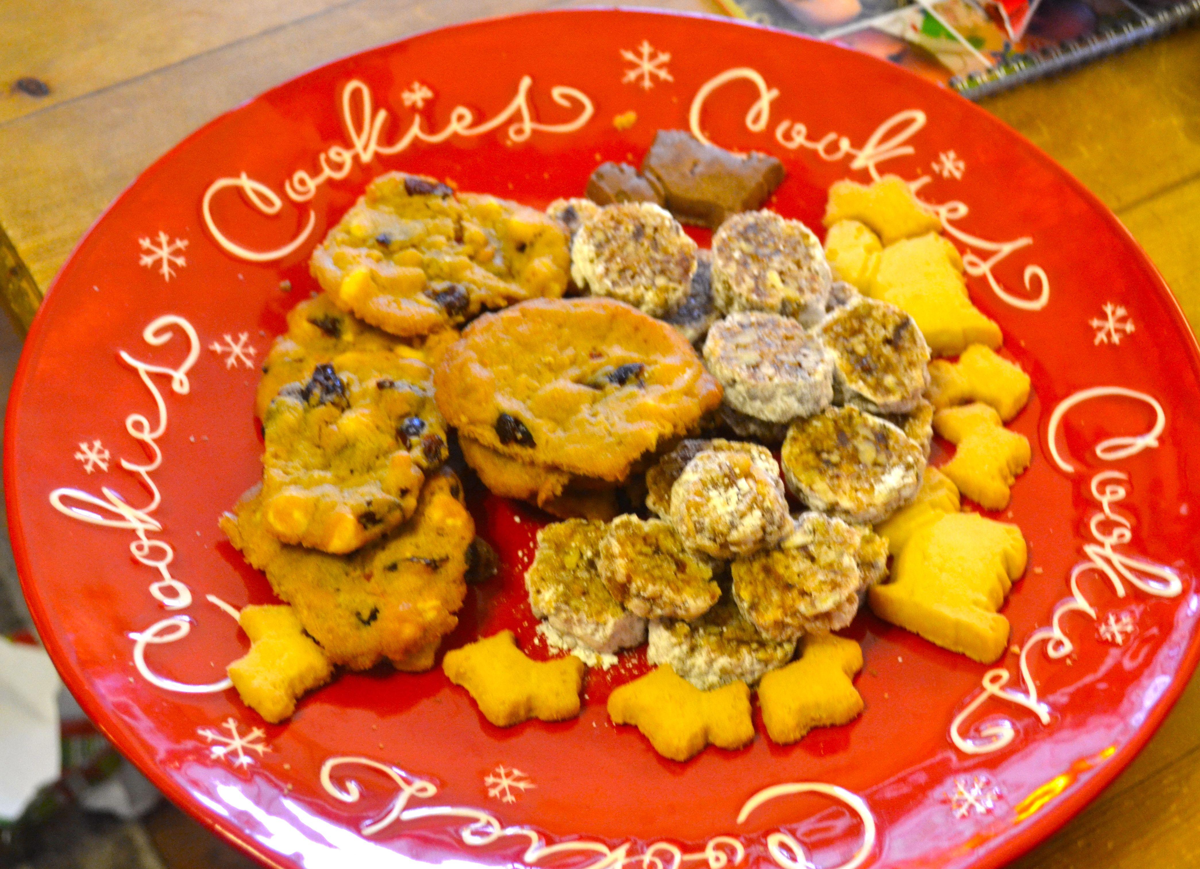chocolate macadamia nut cranberry orange cookies