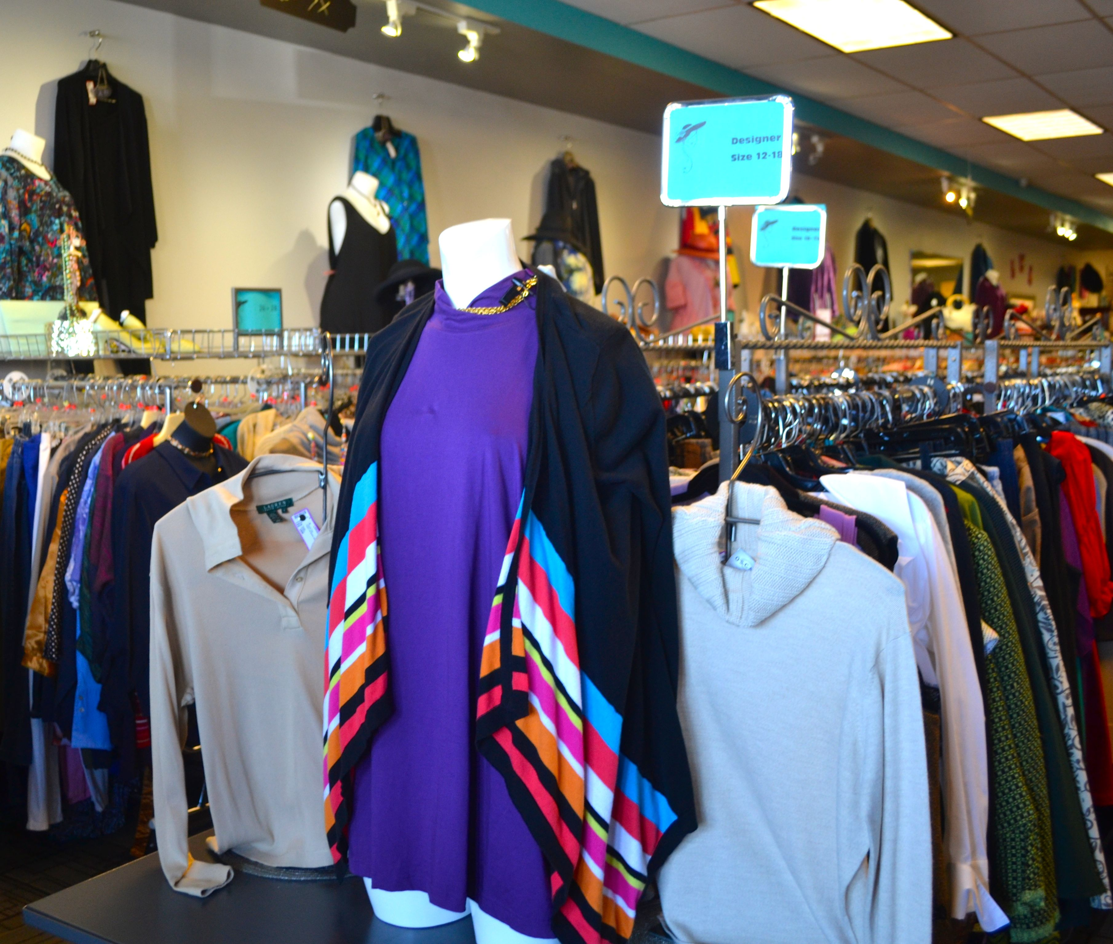 Used Clothing Vintage Stores   Twice Lucky. Consignment