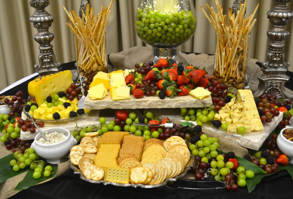 Cheese Board Table