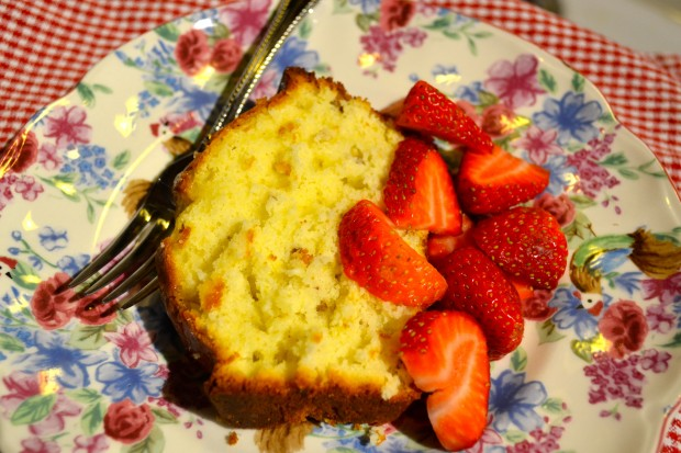 Lemon Cream Bread