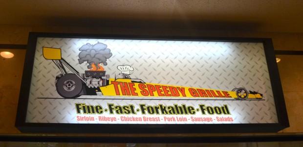 Speedy Grille