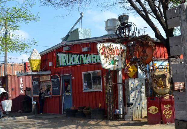 Truck Yard